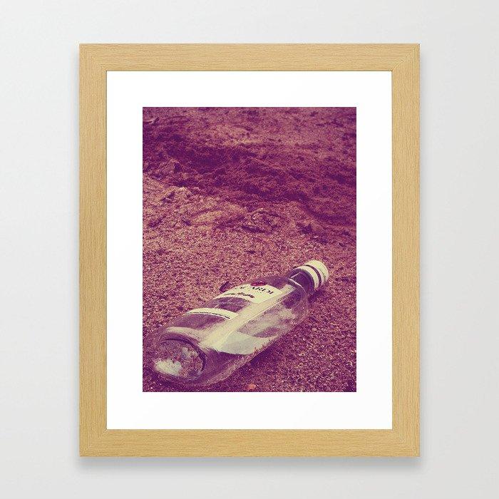 Bacardi Framed Art Print