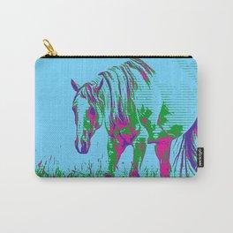 Pop Art Horse 1 Carry-All Pouch