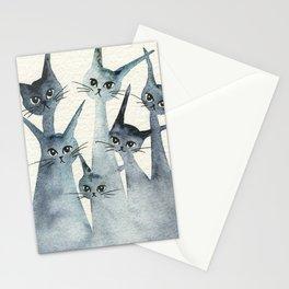 Ashland Whimsical Cats Stationery Cards