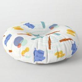 Cactus Dreams Floor Pillow