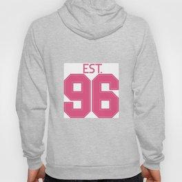 Est. 96 pink Hoody