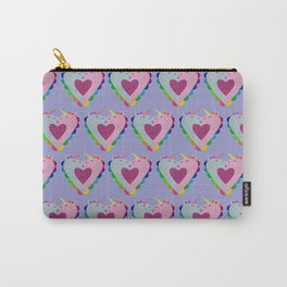 The heart has a kiss in mind Carry-All Pouch