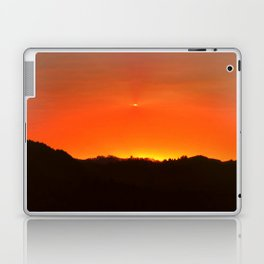 A Hole In God's Canvas Laptop & iPad Skin