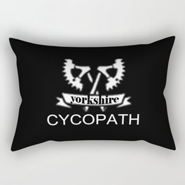 Cycopath cycle Rectangular Pillow