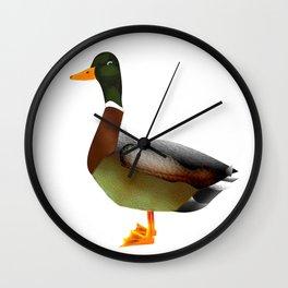 Digi-llard Wall Clock