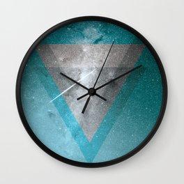 Night Sky II Wall Clock
