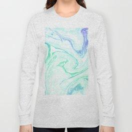 Emerald garden Long Sleeve T-shirt