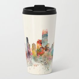 jersey city new jersey Travel Mug
