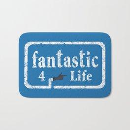 Fantastic 4 Life Bath Mat