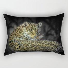 The Leopard Rectangular Pillow