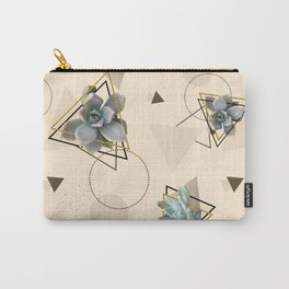 Pretty Succulents #society6 #decor #buyart Carry-All Pouch