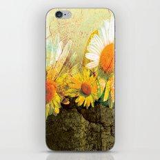 seven flowers iPhone & iPod Skin