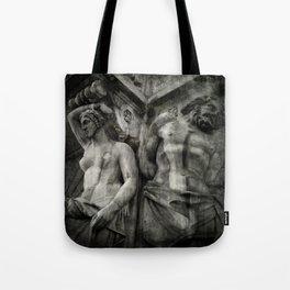 The Sentinels Tote Bag
