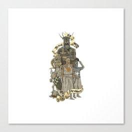 Monty Python Canvas Print