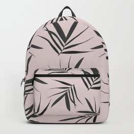 Exotic leaves pattern 34 Backpack