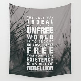 Rebellion Wall Tapestry
