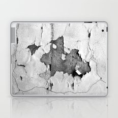 vintage - silver times Laptop & iPad Skin