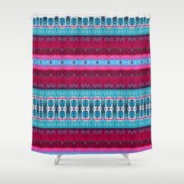Jesus Mara Shower Curtain