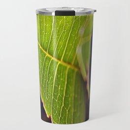 Macro // Leaf Travel Mug