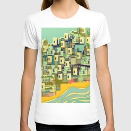 Mediterranean Coast T-shirt
