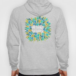 In Wine, There is Truth – Spring Palette Hoody