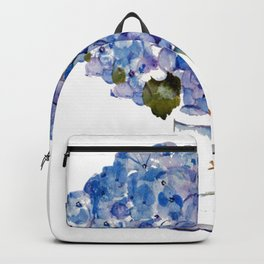 Hydrangea painting Backpack