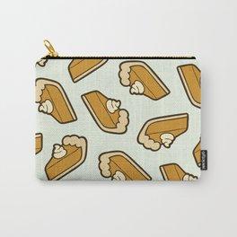 Pumpkin Pie Pattern Carry-All Pouch
