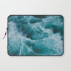 Electric Ocean Laptop Sleeve