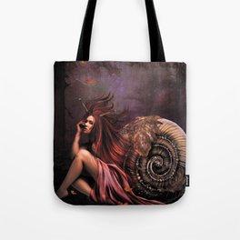 SENSUAL SNAIL Tote Bag