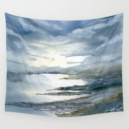 Primordial Calm Wall Tapestry