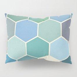 Shades of Blue Pillow Sham