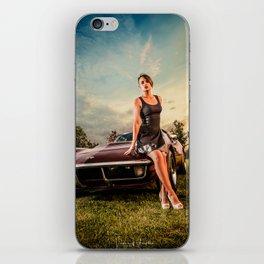 Glamour vette iPhone Skin