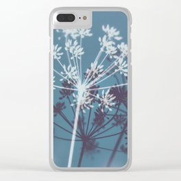 Twilight Stars Clear iPhone Case