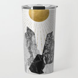 Rock Formation No.2 Travel Mug