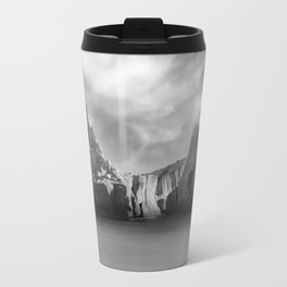 Monochrome Days Travel Mug