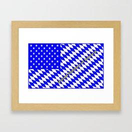 United families of Bavaria ... Framed Art Print
