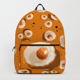 """The big Egg with Pepper"" Backpack"