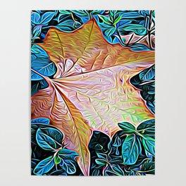 Leaf of Glory Poster