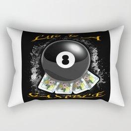 Im All In Rectangular Pillow