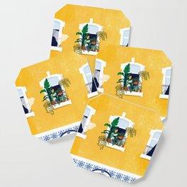 Lisbon girl Coaster