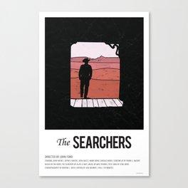 The Searchers (1951) Canvas Print