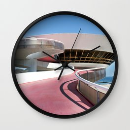 M.A.C. Contemporary Art Museum of Rio de Janeiro  Wall Clock