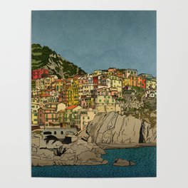 Of Houses and Hills Poster