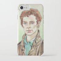 benedict iPhone & iPod Cases featuring Benedict Cumberbatch by Jess P.