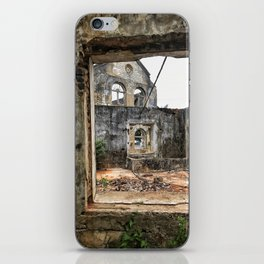 wreckage iPhone Skin