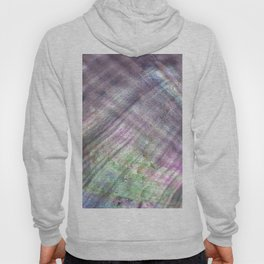 Mother of pearl in a sea shell Hoody