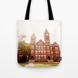 Samford Hall - Auburn University 2 Tote Bag