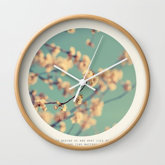 What Lies... Wall Clock