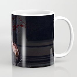 Negan And Lucille - The Walking Dead Coffee Mug