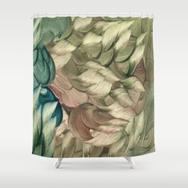 Atropos Shower Curtain